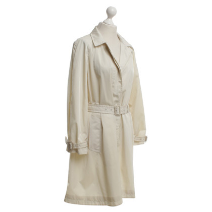 Prada Coat in cream