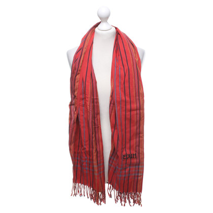 Edun Scarf with pattern
