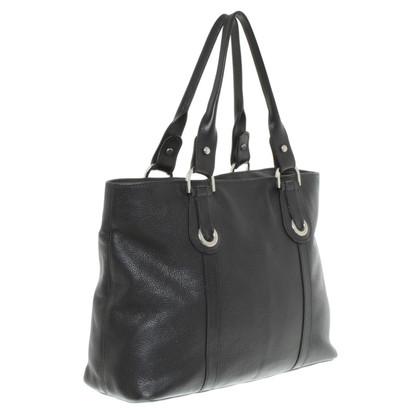 Longchamp Handtas in zwart
