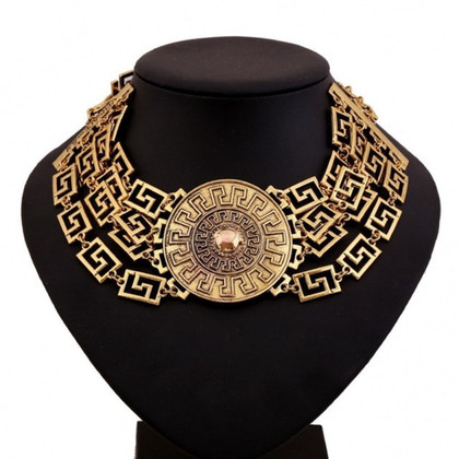 Versace for H&M collana girocollo