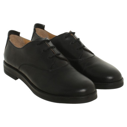 Maison Martin Margiela Lace-up shoes in masculine style