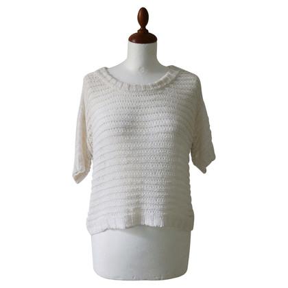 Max & Co maglione maglia bianca