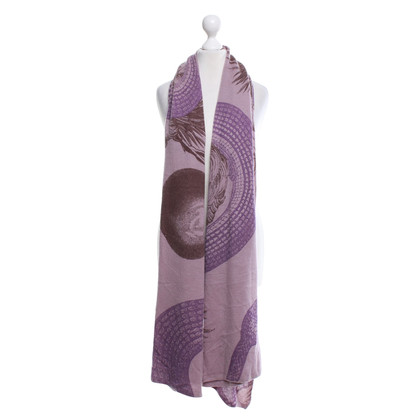 Friendly Hunting Cashmere scarf in tricolor