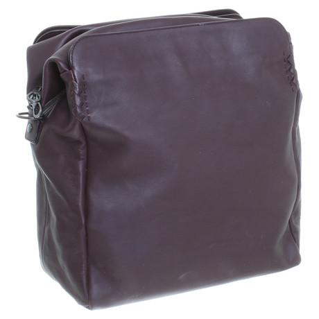 Sammlungen Online Bottega Veneta Umhängetasche in Bordeaux Bordeaux Freies Verschiffen Amazon Billig Klassisch eSmgeA