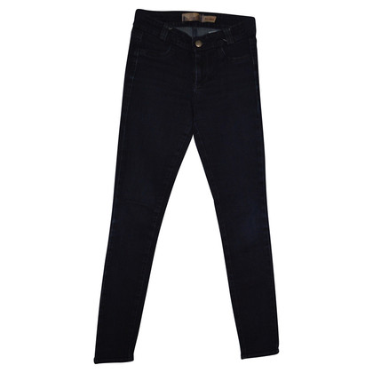 Paige Jeans Donkerblauwe jeans