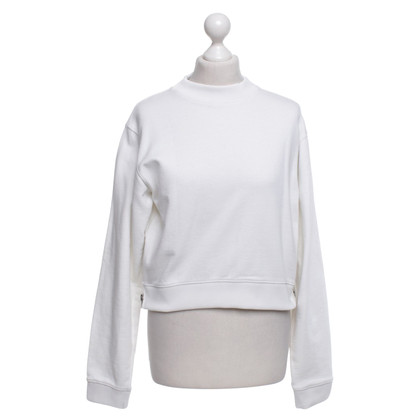 Acne top in white