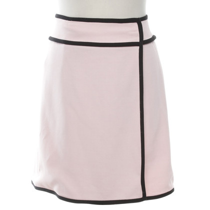 Red Valentino Wikkel rok in mini lengte