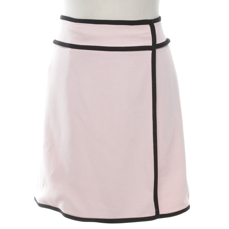 Red Valentino Wrap skirt in mini-length