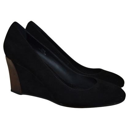 Tod's Wedges in black