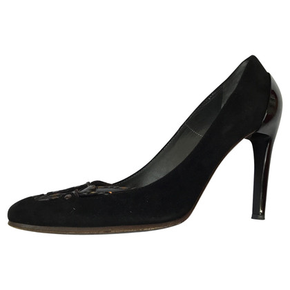 Proenza Schouler pumps in black