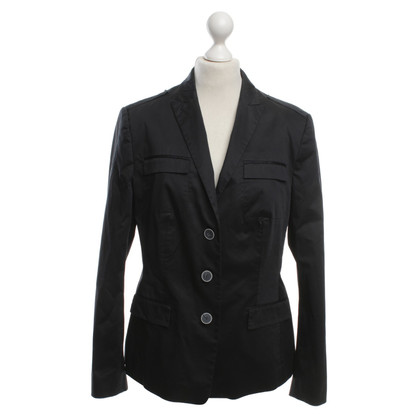 René Lezard Blazer in Dark Blue