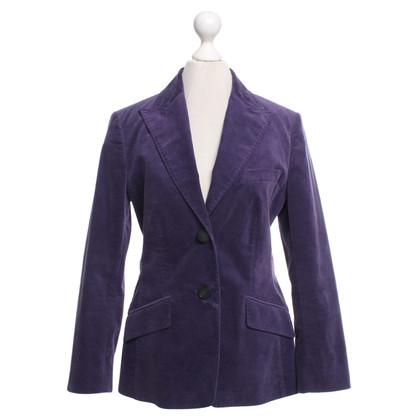 Windsor Blazer in Purple