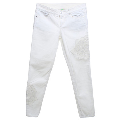 Stella McCartney trousers in white