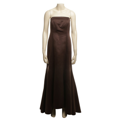 Vera Wang Evening dress in Brown