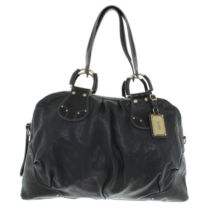 Hugo Boss Leather handbag in black