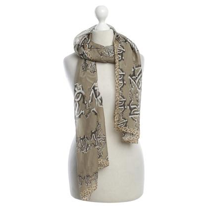 Roberto Cavalli Silk cloth