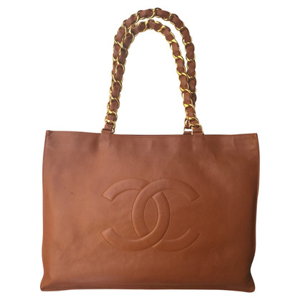 Chanel Maxi Shopping Tote
