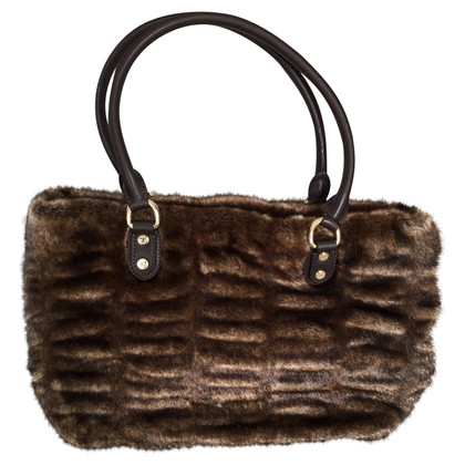 Moschino Love Handtas faux fur