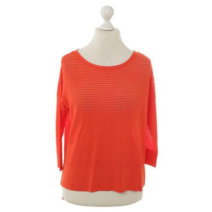 Karen Millen Pullover in Orange