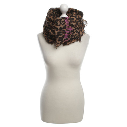 Louis Vuitton Scarf with animal print