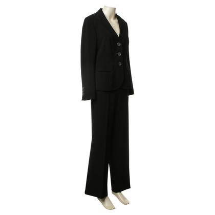 Rena Lange Pantaloni tuta nera