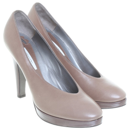 Pollini pumps in Taupe