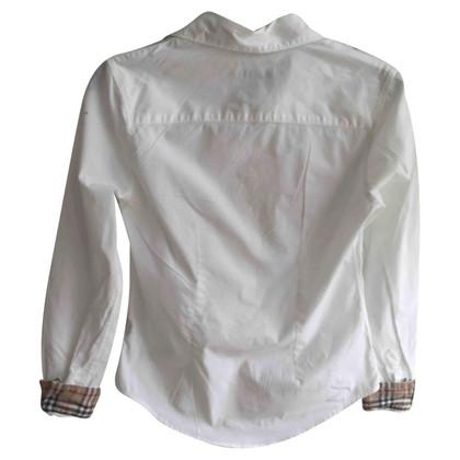 Burberry White blouse