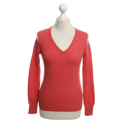 Gant Sweater in bright red