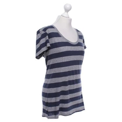 Proenza Schouler T-shirt in blu / grigio