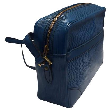"Louis Vuitton ""Trocadero EPI' in blauw"
