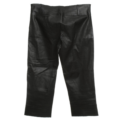 Thomas Wylde Elastic leather pants