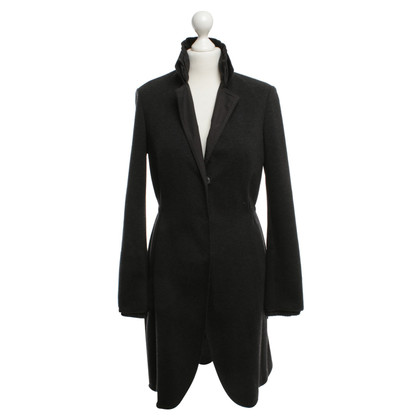 Brunello Cucinelli Coat in dark grey