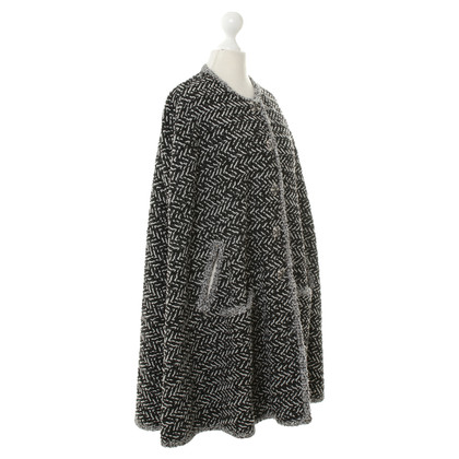 Chanel Gemustertes Cape