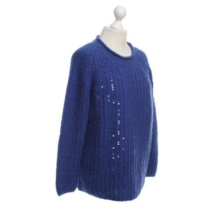 Laurèl Pullover in Blau