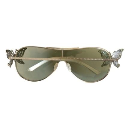 Valentino Sonnenbrille in Silber