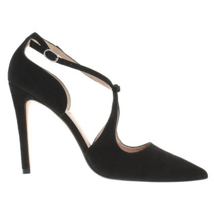 Pura Lopez Pumps in Schwarz