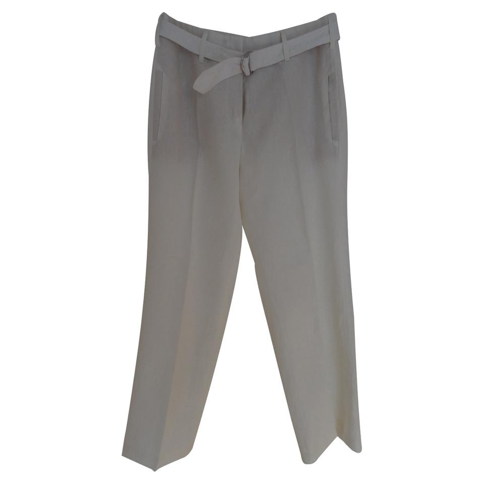 windsor pantalon en lin blanc laine acheter windsor pantalon en lin blanc laine second hand. Black Bedroom Furniture Sets. Home Design Ideas