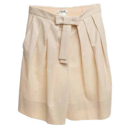 Chloé Shorts in cream