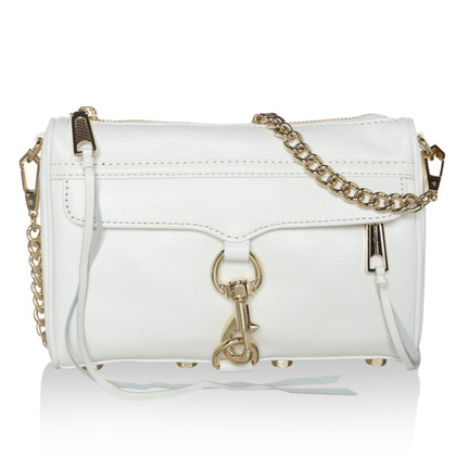 "Rebecca Minkoff ""Mac Mini"" in white"