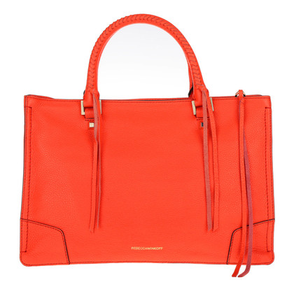 "Rebecca Minkoff ""Regan Tote Poppy Red"""