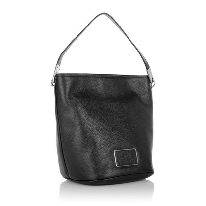 Marc by Marc Jacobs Bucket Bag in Schwarz