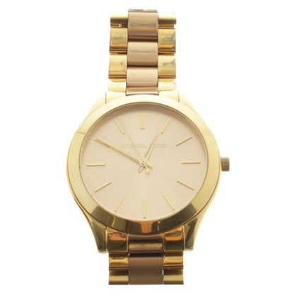 Michael Kors Armbanduhr in Bicolor