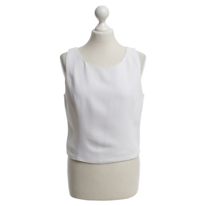 Moschino Top in white