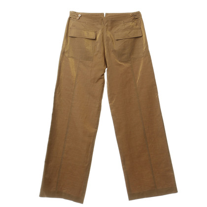 Armani Pants with metallic shimmer