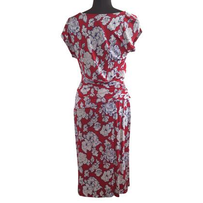 Etro Kleid mit Blumenprint