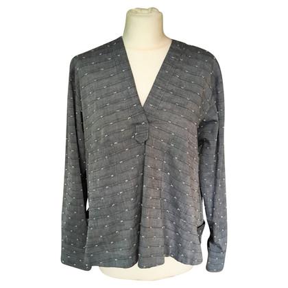 Derek Lam Oversize tunic blouse