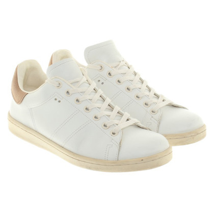 Isabel Marant Etoile Leather lace-up shoes