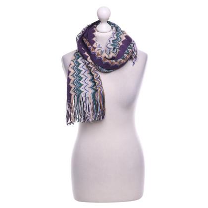 Missoni sjaal patroon