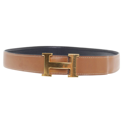 Hermès Belt in blue