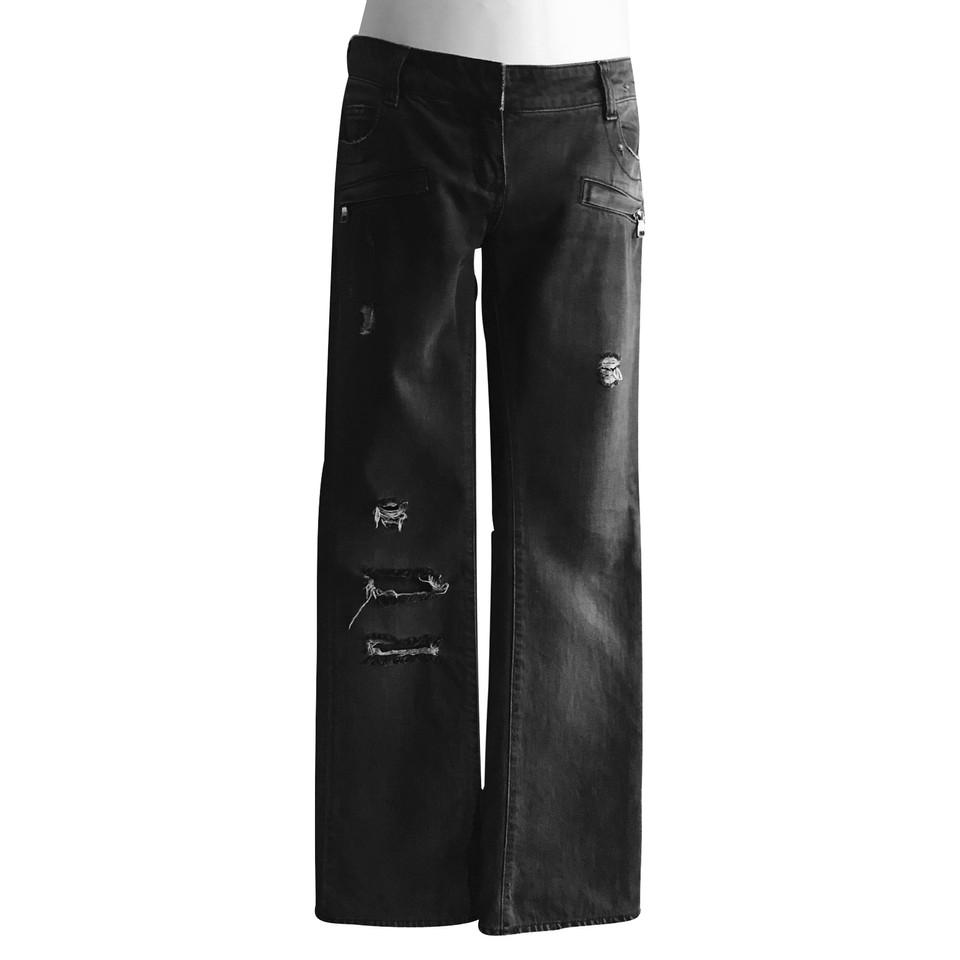 Balmain Jeans Destroyed